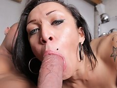 Busty Susy Brasil makes her comeback today in this hardcore ass pounding scene. Enjoy!