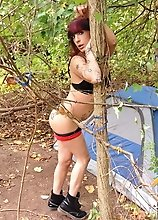 Filthy Kelly spreads in forest